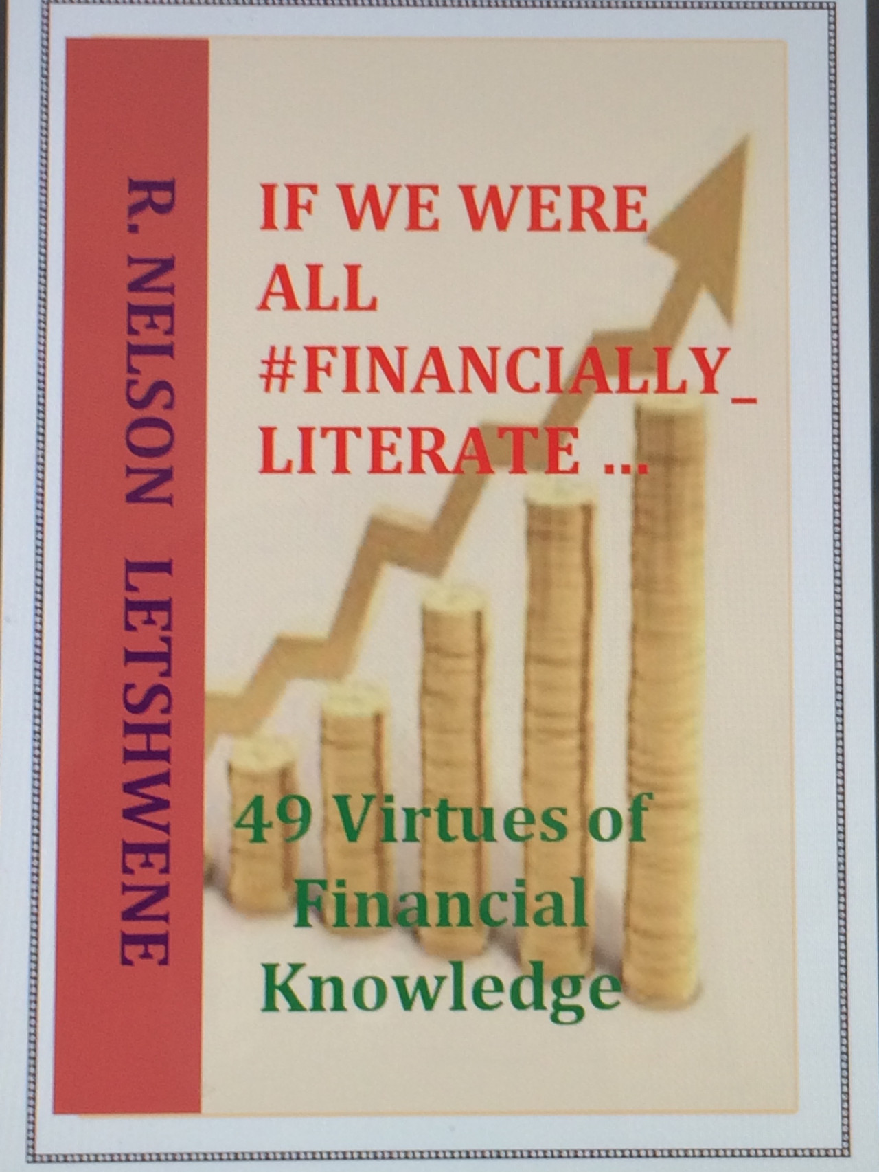 If We Were All #Financially_Literate
